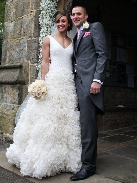 jessica ennis gets married