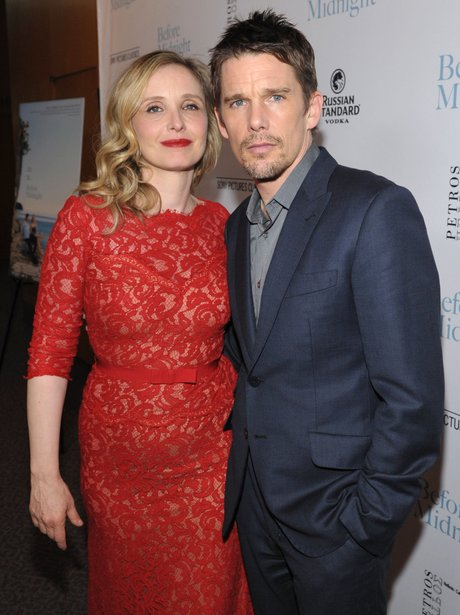 Julie Delpy Ethan Hawke Before Midnight premiere i