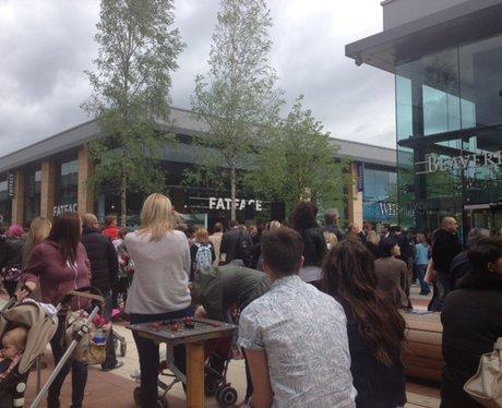 New Whiteley Shopping Centre