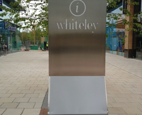 New Whiteley Shopping Centre