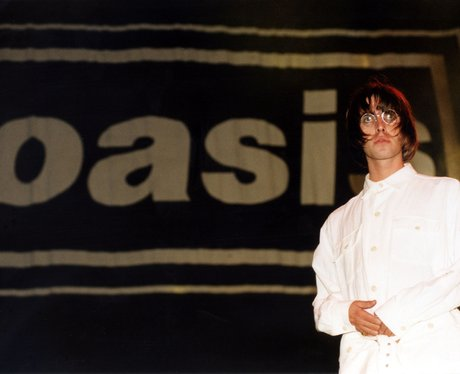 Oasis at Knebworth