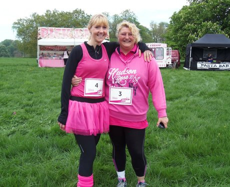 Pink Ladies Fighting Cancer in Aylesbury 19/05/201