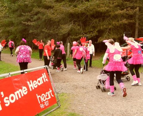 Race For Life Delamere 2013