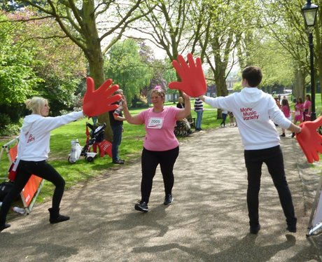 Rochester Race For Life - Cheer Zone!