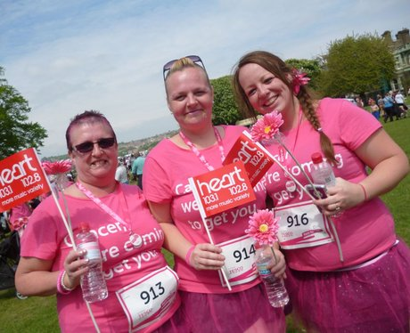 Rochester Race For Life - The Medals