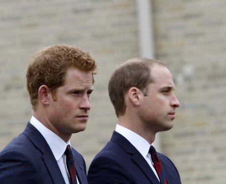 Royals in Wiltshire