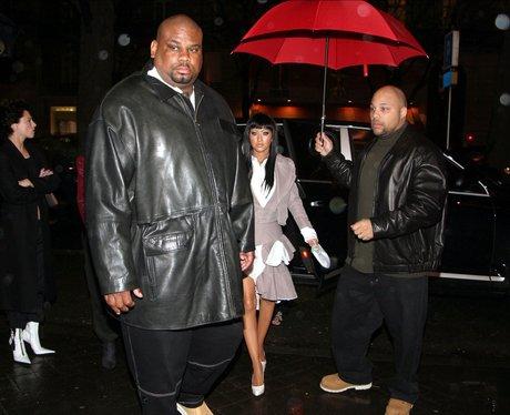 Christina Aguileras Bodyguard