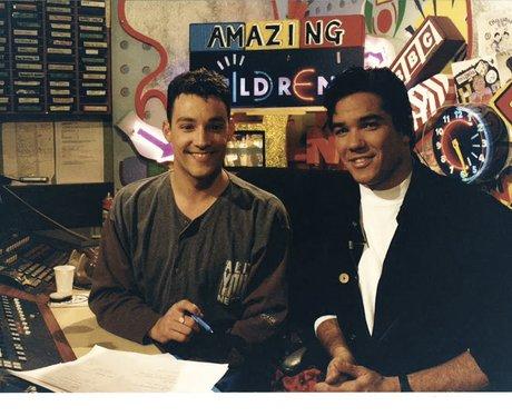Toby Anstis in the 90s