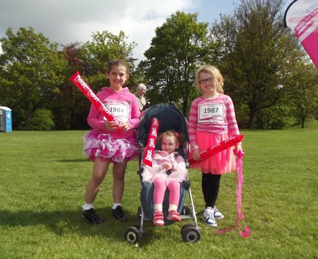 Walsall Race for Life 2013 Fancy Dress