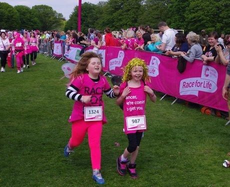 Walsall Race for Life 2013 Fancy Dress
