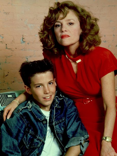 Ben Affleck in one of his first tv roles