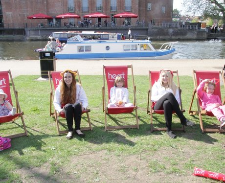 Comedy Hullabaloo Sunny Weekend at Statford Upon A