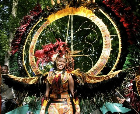 Fabulous Carnival Costumes