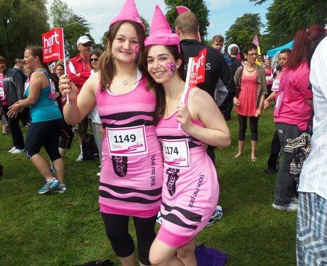 Fancy Dress - Windsor Race for Life 1/06/2013