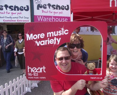 Heart & Pet Shed