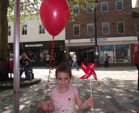 Heart at Basingstoke Festival Launch