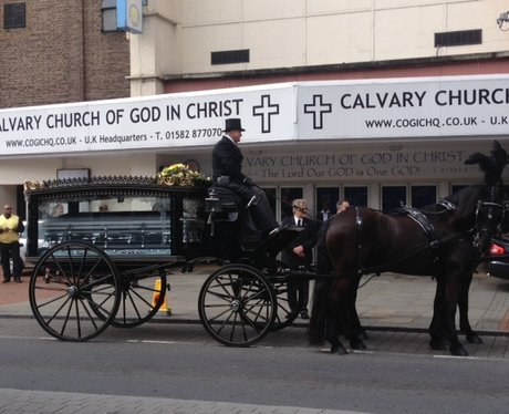 Paul Foster Funeral