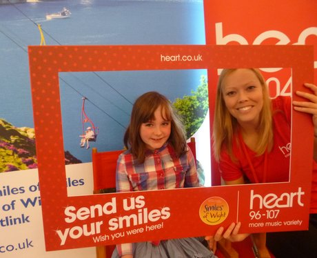 Did you bump into the Heart Angels at Cineworld?