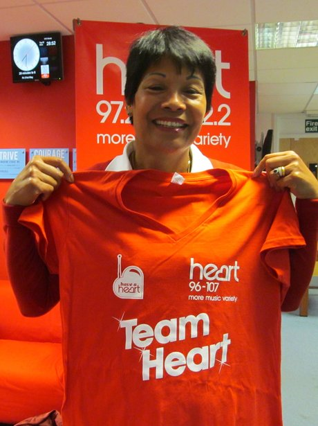 Swindon Team Heart