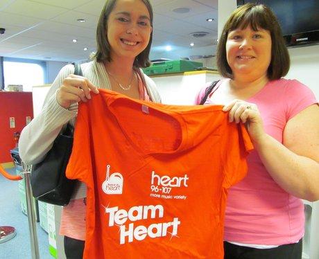 Swindon Team Heart