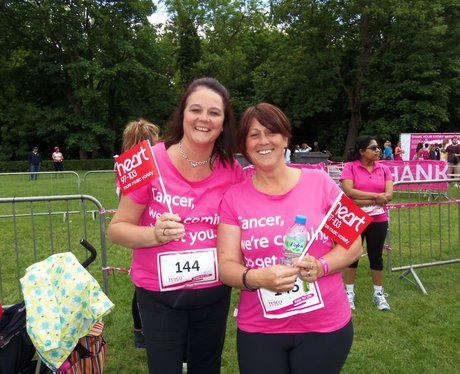 The Pink Ladies - Windsor Race for Life 1/06/2013