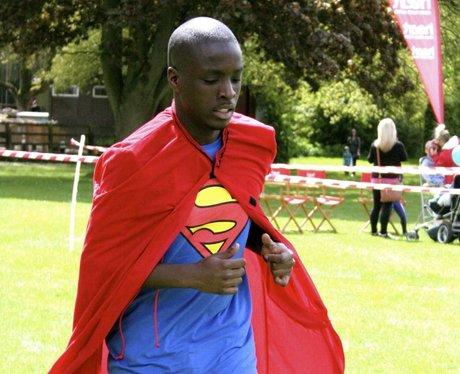 Keech Superhero Fun Run