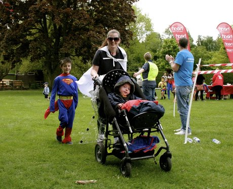 Keech Superhero Fun Run
