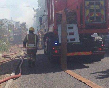 Ketteringham fire 10