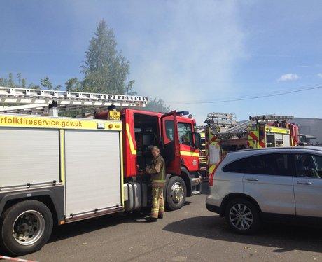 Ketteringham fire 6