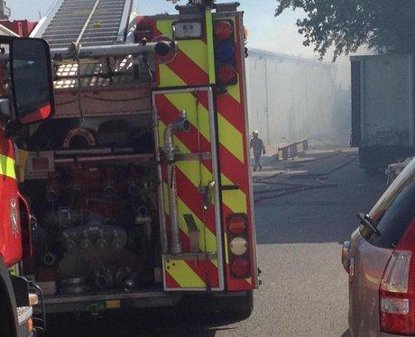 Ketteringham fire 7