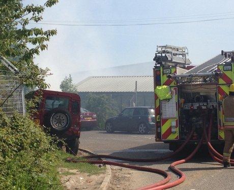 Ketteringham fire 8
