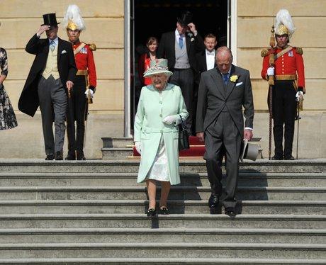Queen Elizabeth Ii And Prince Philip 2013 Queen Elizabeth II and...