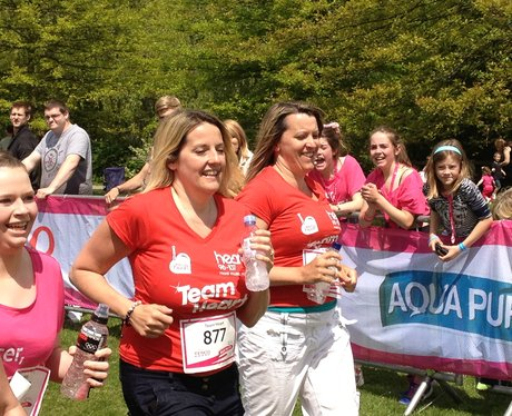 The Heart Angels headed to Horsham's Race For Life