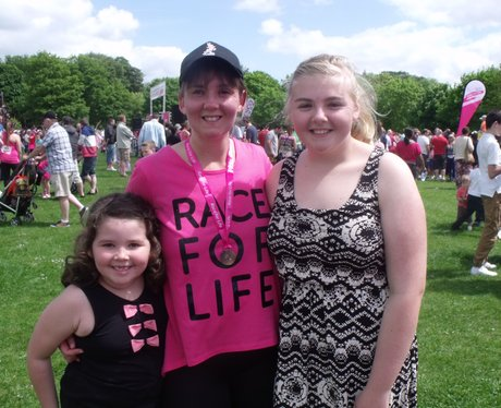 Race for Life Swindon After AM