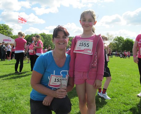 Race for Life Swindon Before AM