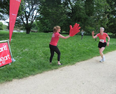 Race for Life Swindon During AM