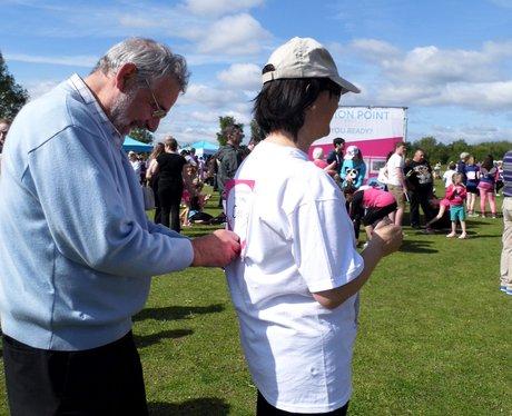 Race For Life Wrexham
