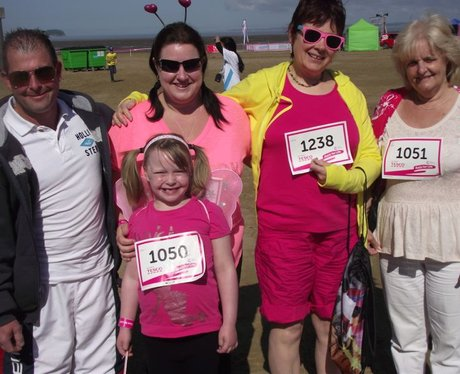Race for Life WSM - Pre Race