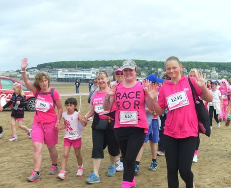 Race for Life WSM - The Race