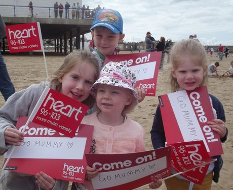 Race for Life WSM - The Supporters