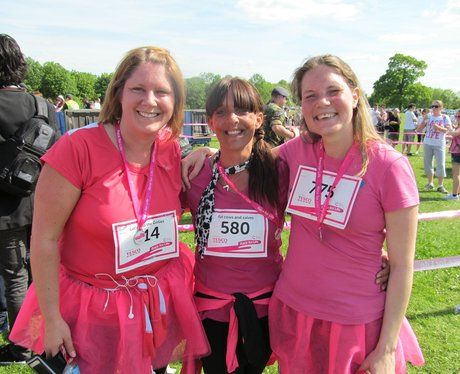Swindon Race for Life 2013 PM After
