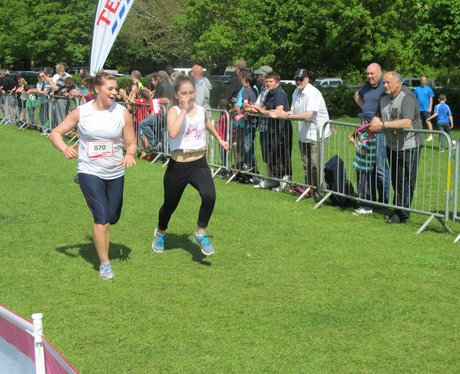 Swindon Race for Life 2013 PM During