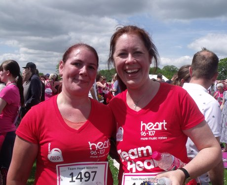 Swindon Team Heart 2013 AM