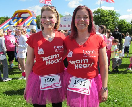 Swindon Team Heart 2013 AM