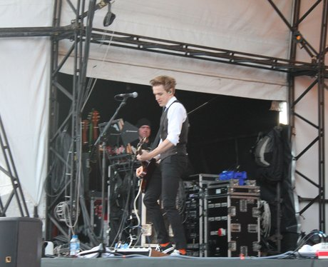 McFly at Kingsholm 2013