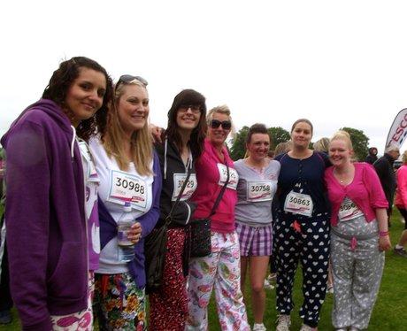 Race For Life Northampton Snaps