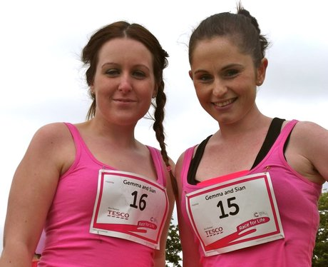 Race For Life Northampton Snaps