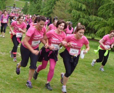 Race for Life Royal Tunbridge Wells - Cheer Zone