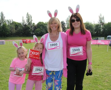 Race for Life Telford 2013