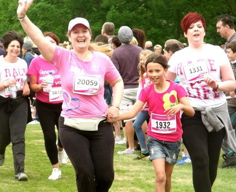 Race Pics From Welwyn & Hatfield Race For Life